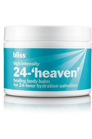 Bliss High Intensity 24-'Heaven' Healing Body Balm For 24-Hour Hydration Salvation 8 Oz