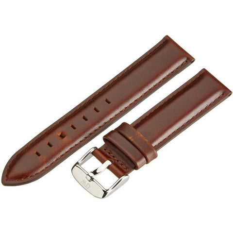 Daniel Wellington 0807DW Classic St. Mawes Watch Strap, Silver 18mm