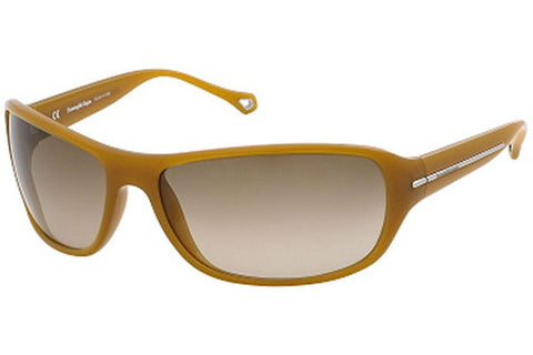 Ermenegildo Zegna SZ3603M 07E3 Sunglasses, Honey Frame, Brown 67mm Lenses