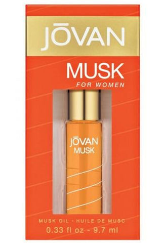 Jovan Musk Oil 9.7 Ml For Women