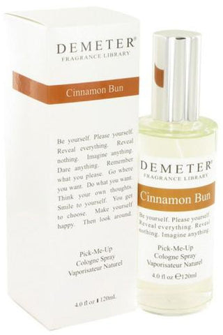 Demeter Cinnamon Bun 4 Oz Cologne Spray