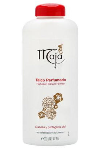 Maja 7 Oz Perfumed Talcum Powder