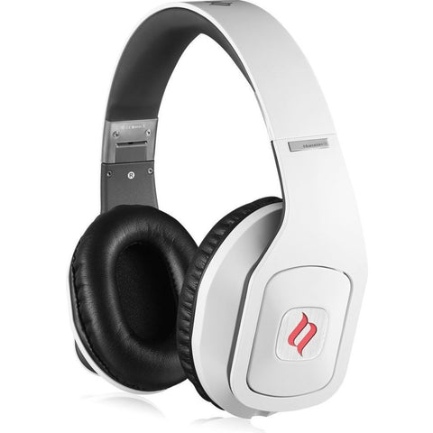 Noontec Hammo S Hi-Fi Over-Ear Headphone, White