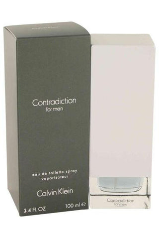 Contradiction 3.4 Edt Sp For Men