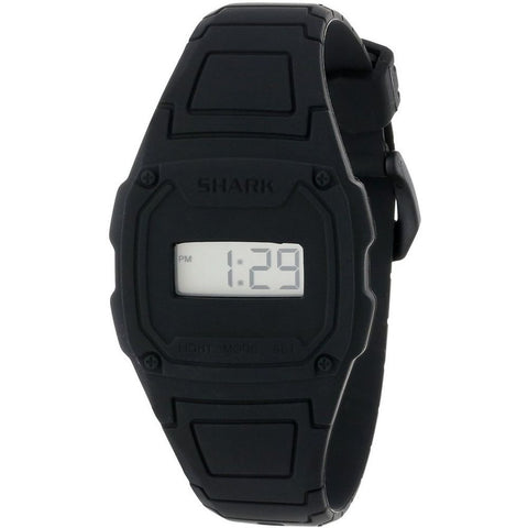 Freestyle Women's 101141 Shark Slim Classic Digital Watch, Black Polyurethane Band, Rectangle 36mm Case
