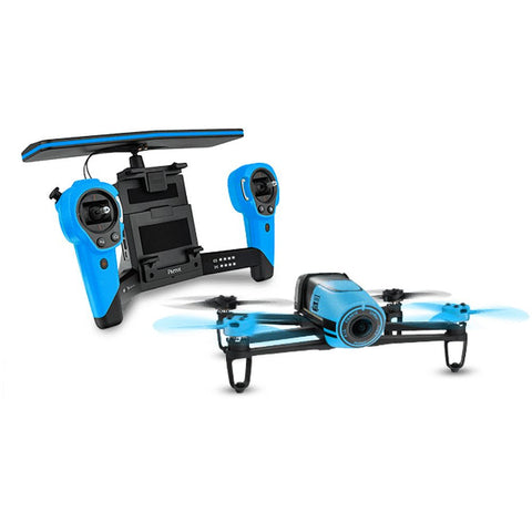 Parrot Bebop Drone Quadricopter With Skycontroller Bundle Model No. PF725101