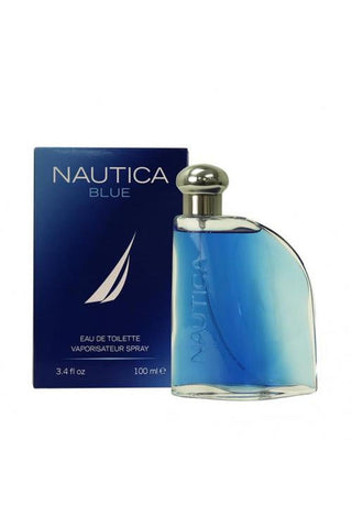 Nautica Blue 3.4 Edt Sp For Men