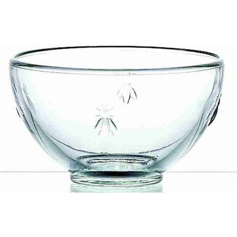 La Rochere Abeille Bowl Model No. 607301, 20.29oz, Set of 6