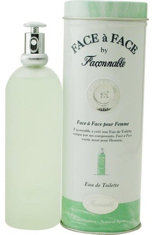 Face A Face 3.4 Edt Sp For Women