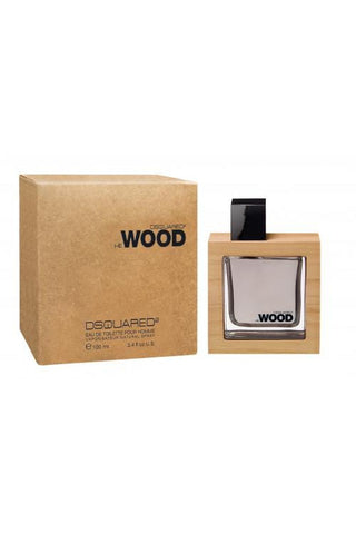 Dsquared He Wood 3.4 Edt Sp