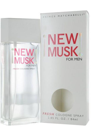 New Musk 2.85 Cologne Sp For Men