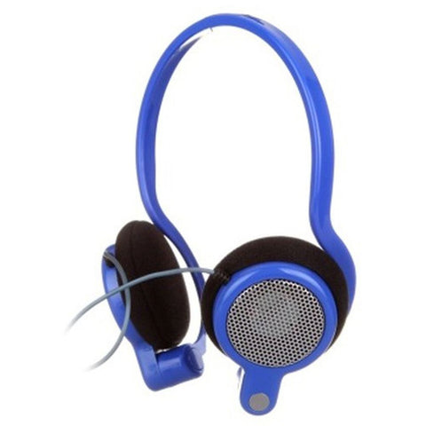 Grado eGrado Prestige Series Headphones, Dynamic Open Air, 20-20,000Hz Frequency Response, 32Ohms Impedance, Blue, Behind-The-Neck