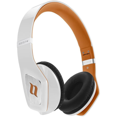 Noontec Zoro II HD Hi-Fi On-Ear Headphone, White