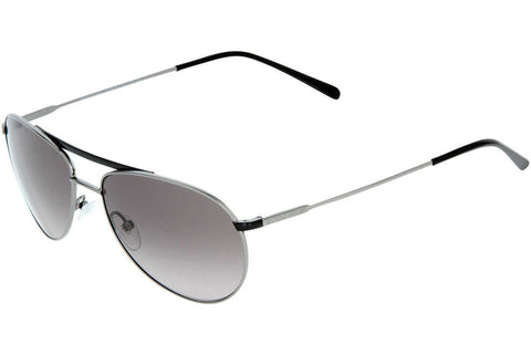 Giorgio Armani GA 916/S KJ1/EU Sunglasses, Ruthenium Frame, Grey Gradient 59mm Lenses