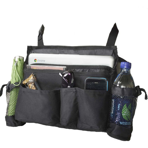High Road SWING-AWAYBLK SwingAway Car Organizer, Black