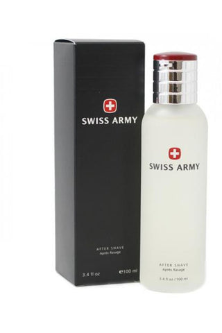 Swiss Army 3.4 Aftershave Splash