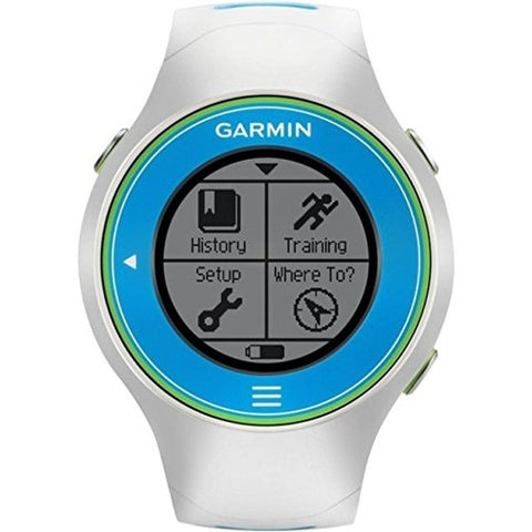 Garmin 010N094714, Forerunner 610 with Heart Rate Monitor, Multicolor, Certified Refurbished