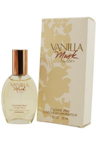 Vanilla Musk 1 Oz Cologne Sp