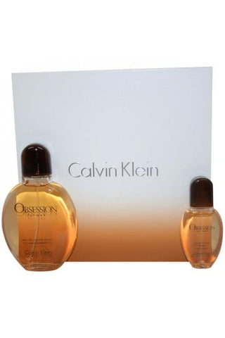 Obsession 2 Pcs Set For Men: 4 Oz Sp + 1 Oz Sp