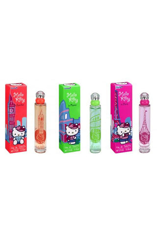 Hello Kitty 3 Pcs * 1.7 Sp City Collection Set