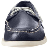 Sperry Top-Sider 0191312 Men's Authentic 2-Eye Boat Shoe, Navy, Size 8.5 D(M) US