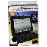 SoundLogic Genuine Leather Bluetooth Keyboard Folding case for iPad 1, 2, 3 & 4