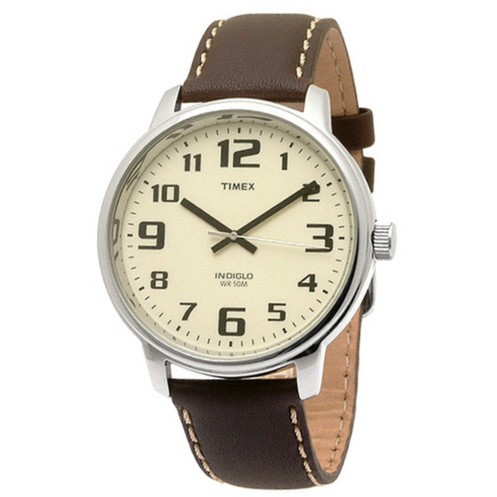 Timex T28201 Indiglo Easy Reader Collection Watch