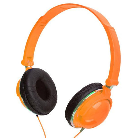 SoundLogic XT Kids Folding Headphones with Volume Limit