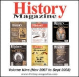 Yearly CD Volumes - History Magazine