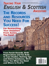 Tracing Your English & Scottish Ancestors - Only available in PDF format