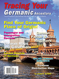 Tracing Your Germanic Ancestors - Available in Print and PDF Format