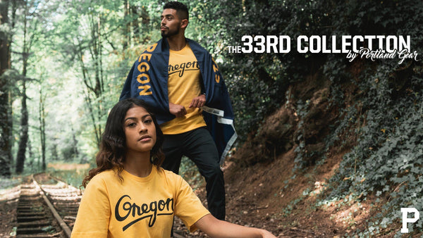33rd Collection Lookbook - Portland Gear