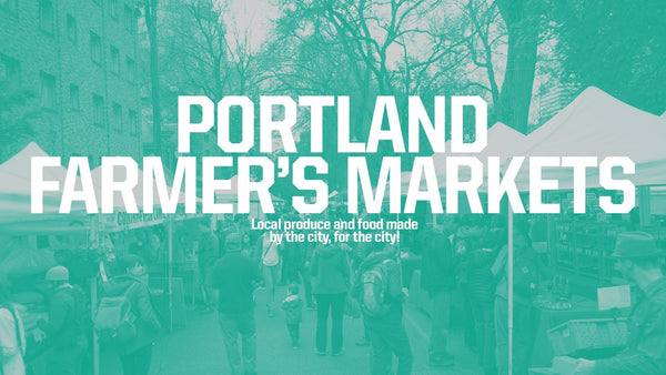 Portland Farmers Markets