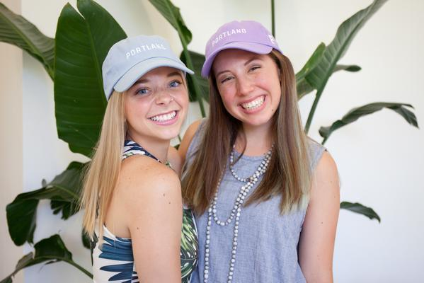 Pastel Dad Hats! - Portland Gear