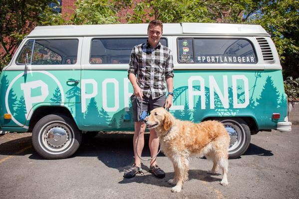 Pups in the Pearl - Portland Gear
