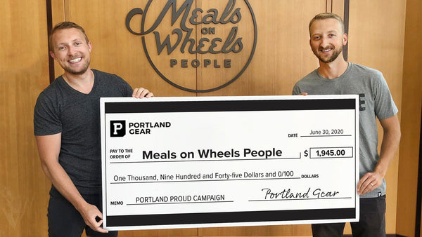 Portland Proud Campaign - Meals on Wheels. - Portland Gear