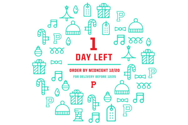 1 Day Left to Order Online! - Portland Gear