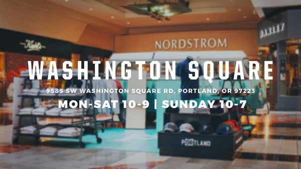 Washington Square Pop-Up - Portland Gear
