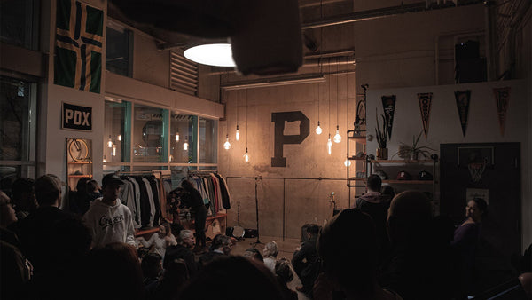 Sofar Sounds @ The Portland Gear Store