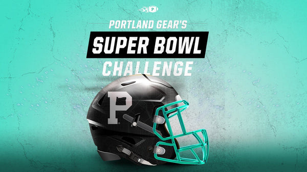 Super Bowl Challenge 54 - Portland Gear