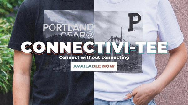 The Connectivi-Tee - Portland Gear