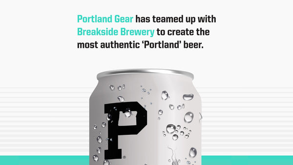 Portland Gear x Breakside Brewery - Portland Gear