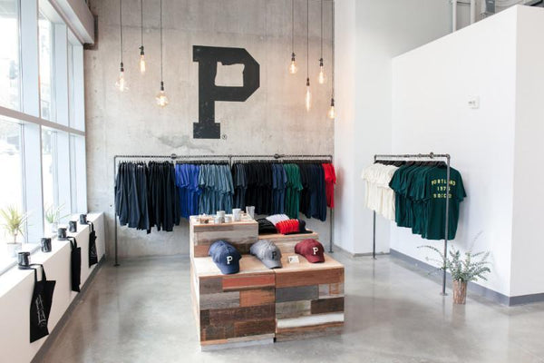 Portland Gear Grand Opening Party + Spring Product Launch