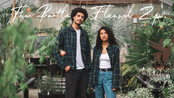 Email List Exclusive | The Portland Flannel Zip - Portland Gear