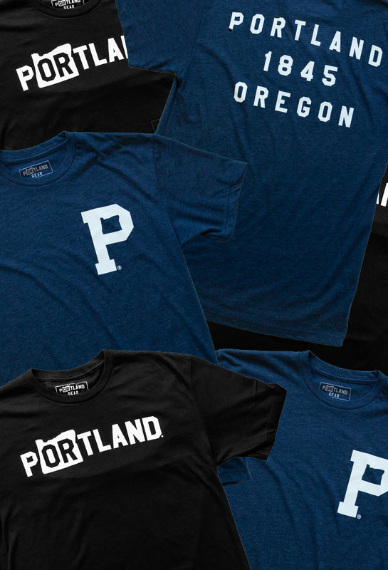 284be40fd18 Portland Gear | Portland Oregon Apparel | Hats, Shirts, Hoodies, More
