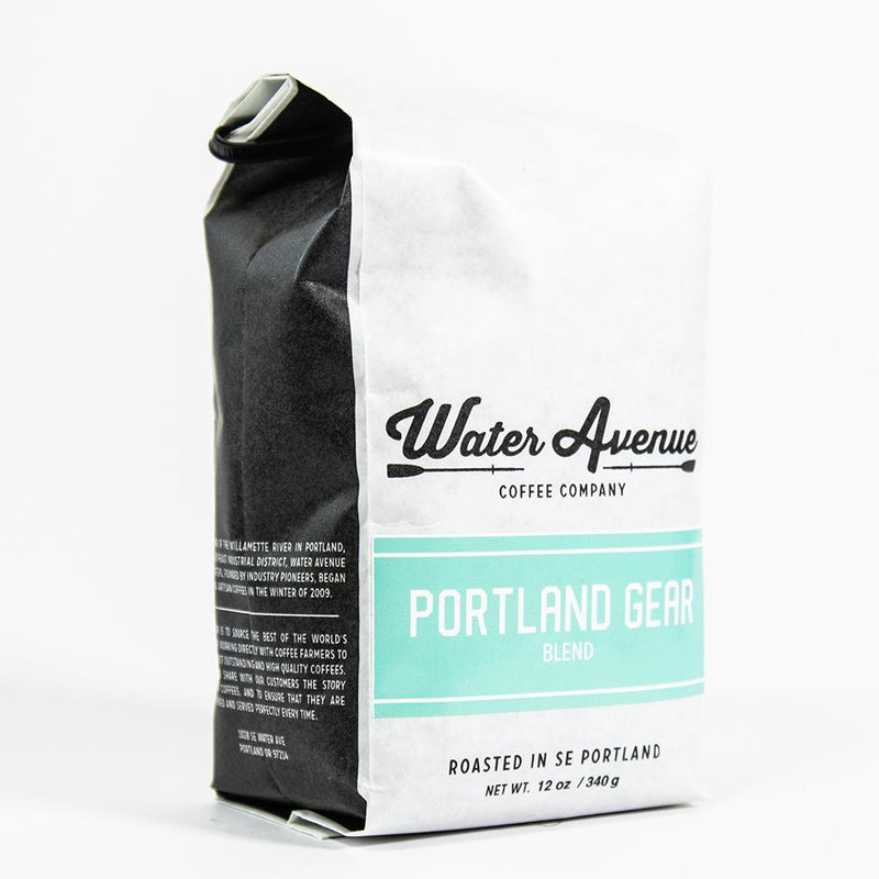 Portland Gear Coffee x Water Ave - Portland Gear