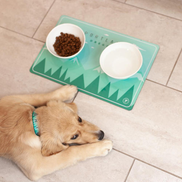 Pet Placemat - Portland Gear