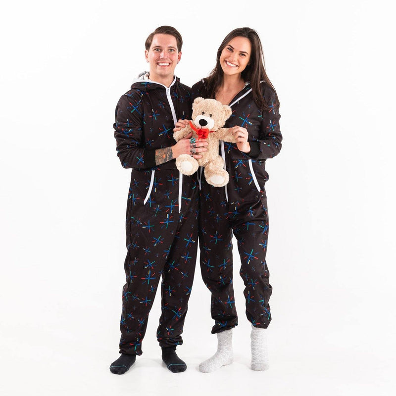Adult PDX Carpet Onesie