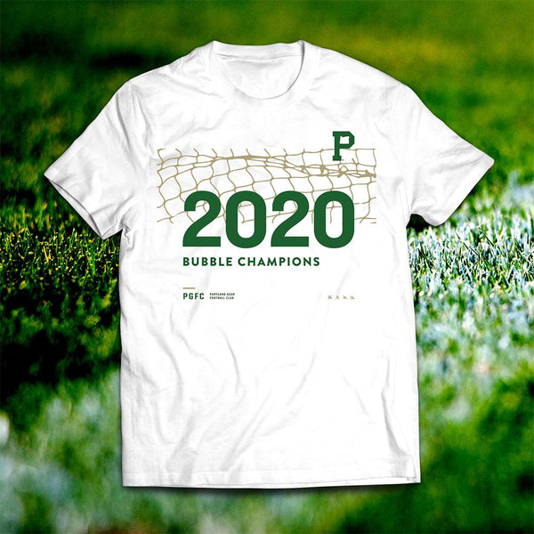 Bubble Champions Tee
