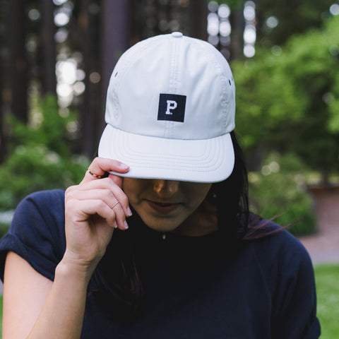 Light Grey WetDry Hat - Portland Gear